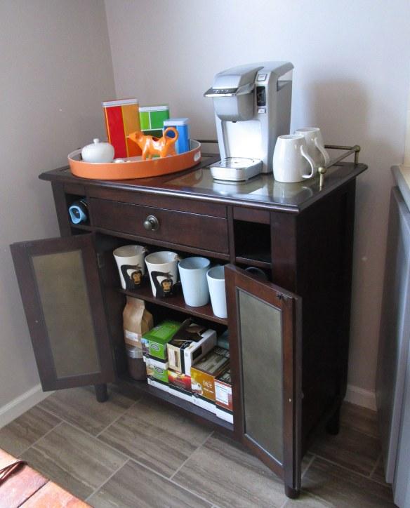 Coffee Bar - thegoldbrickroad.com