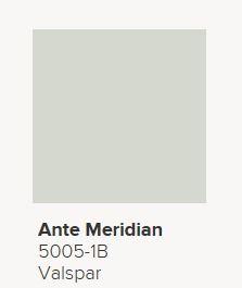 ante meridian valspar