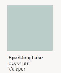 sparkling lake valspar
