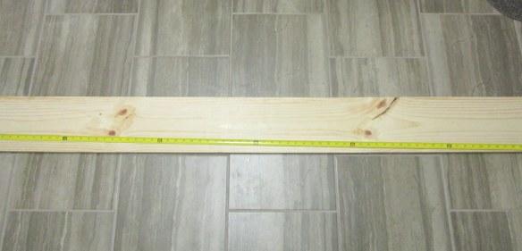 DIY Grown Chart // thegoldbrickroad.com