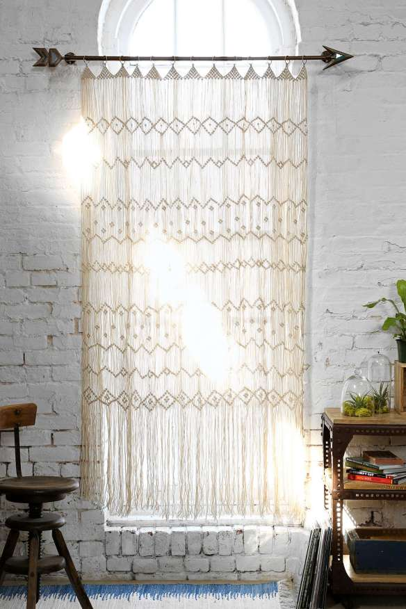 uo macroma curtain