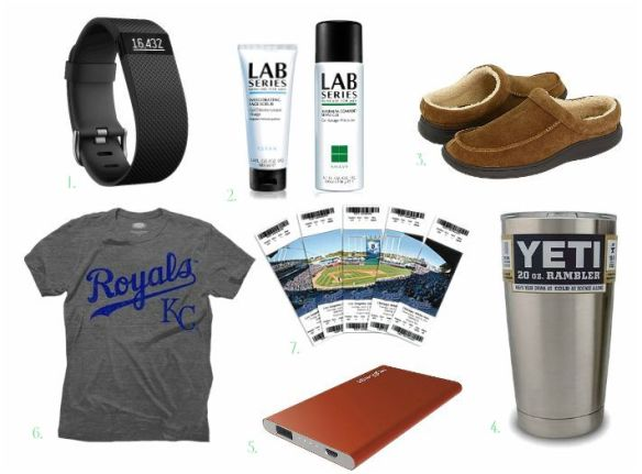 Gift Guide: Father's Day // thegoldbrickroad.com