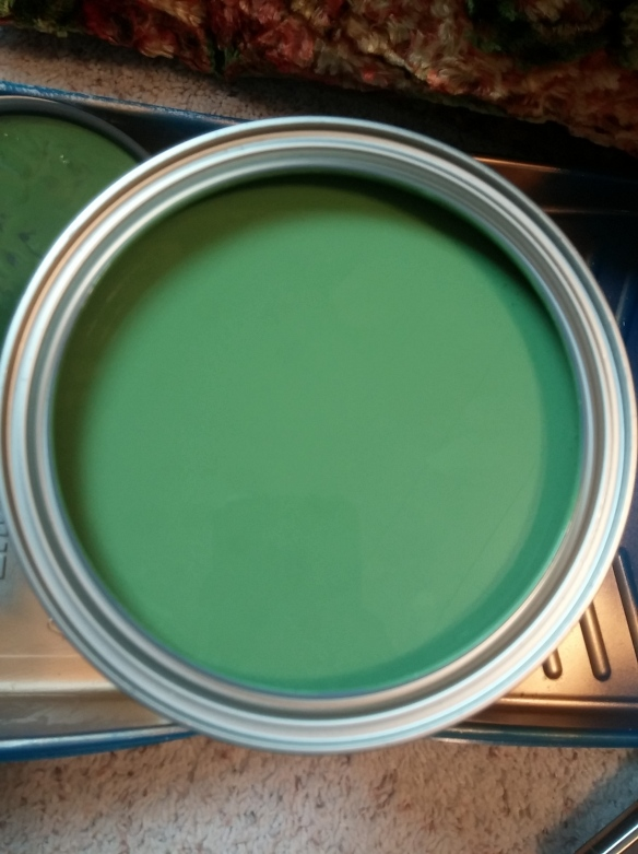 Going Green // thegoldbrickroad.com