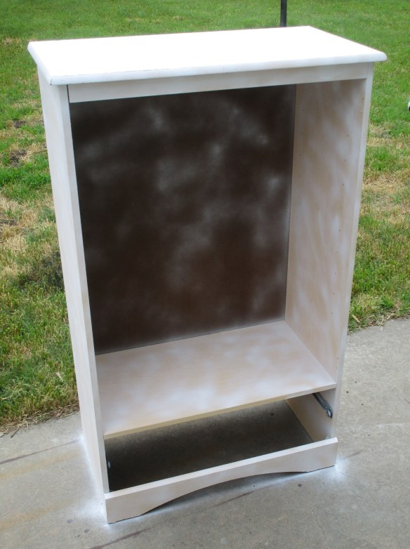 Upcycle: The Armoire That Just Won't Die // thegoldbrickroad.com