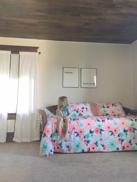 shared kids room update // thegoldbrickroad.com